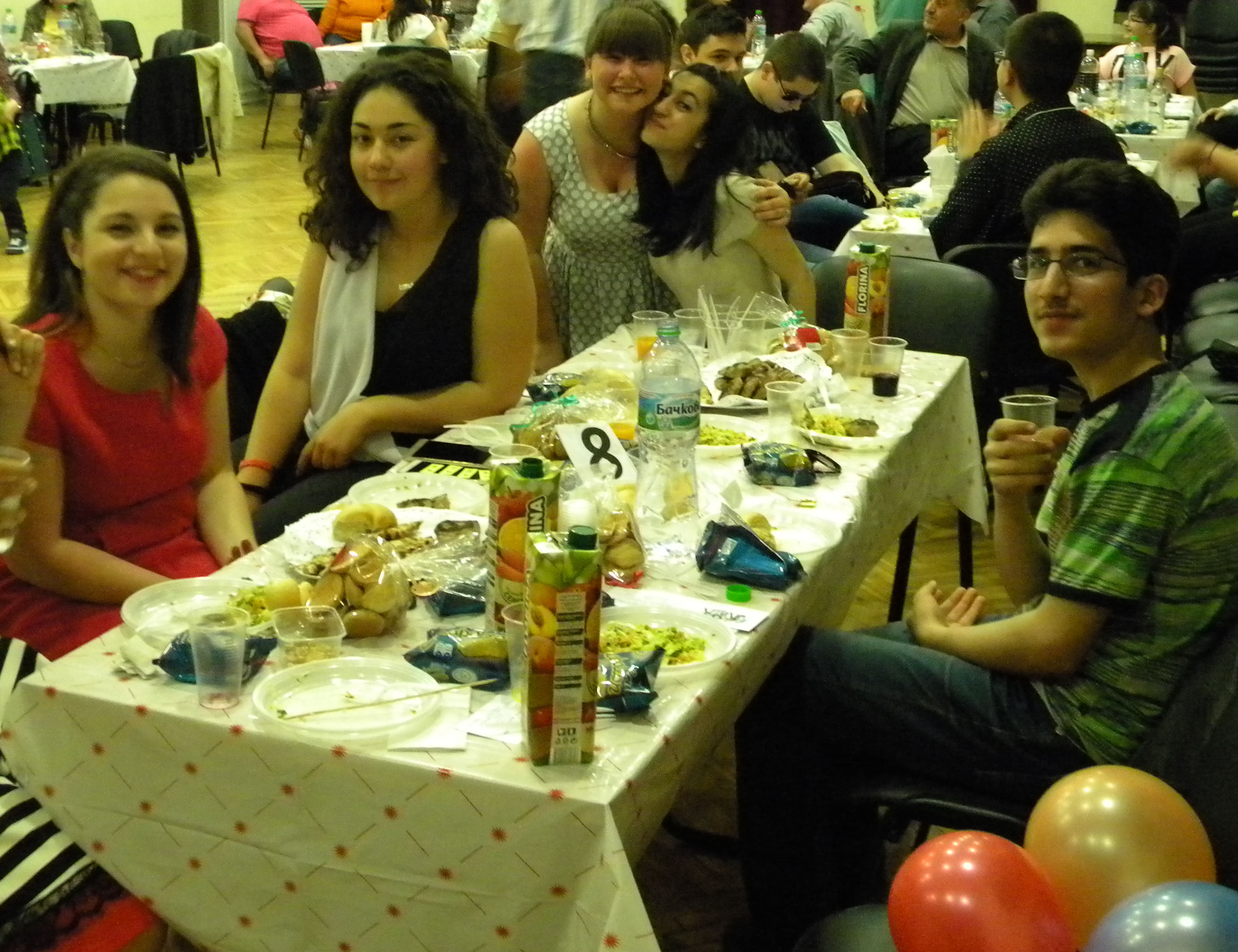 YOUTH CLUB OF AGBU PLOVDIV CHAPTER WILL WORK FOR VARIOUS CAUSES